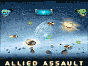 allied assault space shooting game