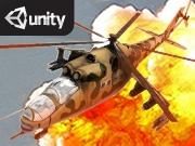 cobra helicopter unity 3d game