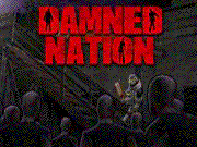 damned nation zombie escape game