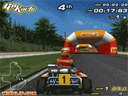 go-cart racing game