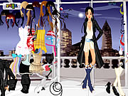 dressup games - New York dress-up game