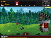 sentry knight tower defense strategy games