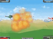 wings 1915 dogfight shooting game